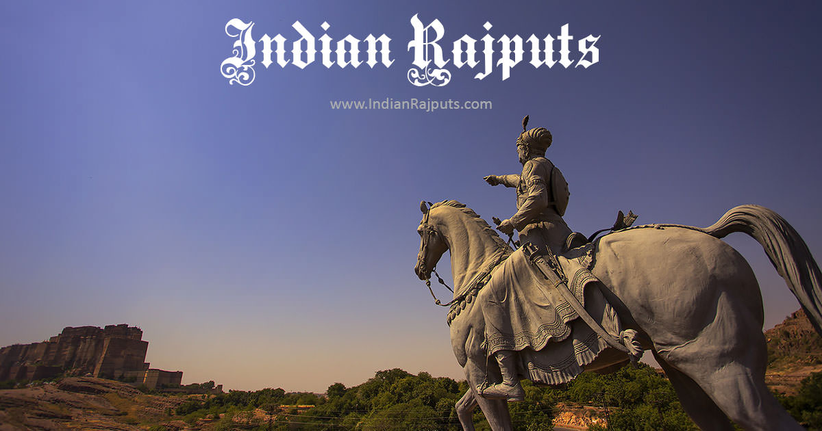 Kuldevi of all Rajputs : Rajput Provinces of India