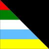 Alwar Maharaja Flag (1892)